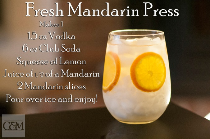 mandarinpressingredients